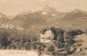 Switzerland Bex Villa Mon Abri 03.28