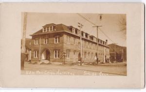 RPPC, New Red Cross Hospital, Salida CO