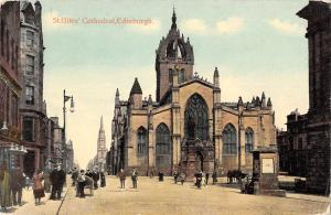 uk16656 st giles cathedral edinburgh scotland  uk