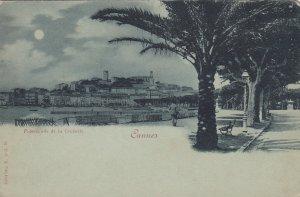 Cannes , France, 1890s ; Promenade de la Croisette