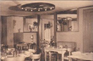 Connecticut Essex A View a Section of Our Main Dining Rooms Griswold Inn Albe...