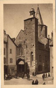 CPA   Espalion - Église du XV siécle  (173981)