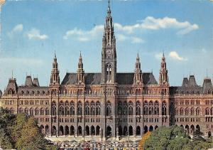 Wien Rathaus, Vienna City Hall, Hotel de Ville Voitures Auto Cars