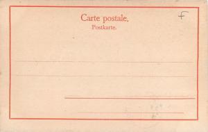 French Congo CLICHE 1900 R. VISSER N° Factorerie dutch house factory TCV stamp