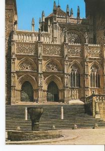 Postal 031941 : Guadalupe (Caceres) Fachada principal del Monasterio