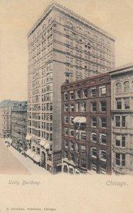 CHICAGO, Illinois, 1901-07 ; Unity Building