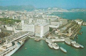 HONG KONG , China , 1950-70s ; The HongKong Hotel