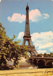 France Paris The Eiffel Tower and the Seine, Tour, Turm, Torre