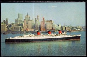 RMS Queen Mary,Cunard Line Steamer