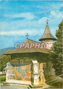Modern Postcard The Monastery Voronet