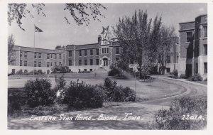 RP; BOONE, Iowa, 30-40s; Eastern Star Home