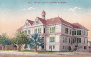 Exterior,  Mastick School,  Alameda,  California,  00-10s