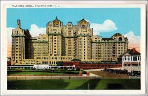 Traymore Hotel, Atlantic City NJ    (small crease)