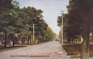 Illinois Waukegan West Street