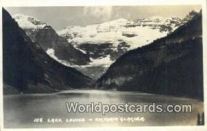 British Columbia, Canada Lake LouiseGlacier Victoria Glacier Glacier Lake Louise