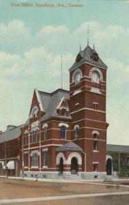 STRATHOY , Ontario , 1913 ; Post Office