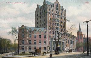 BUFFALO, New York, PU-1911; Y.M.C.A.