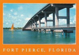 Peter P Cobb Bridge Fort Pierce Florida