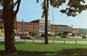 VT - Fair Haven. Main Street circa 1960