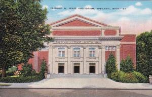 Michigan Ypsilanti Frederic H Pease Auditorium