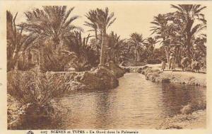 Un Oued dans la Palmeraie , 00-10s