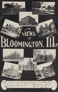 BLOOMINGTON , Illinois, 1908