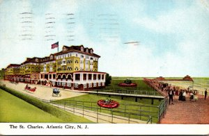 New Jersey Atlantic City The St Charles 1911