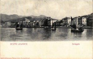 CPA Sestri Levante Spiaggia. ITALY (395661)