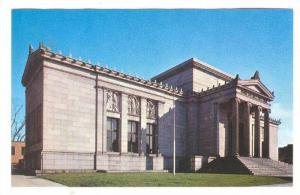 Sayles Public Library, Pawtucket, Rhode Island, 50-70s