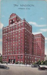 The Madison Atlantic City New Jersey 1942
