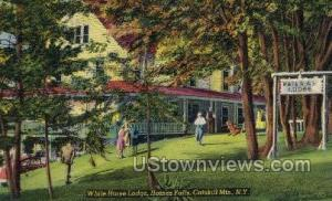 White Horse Lodge Haines Falls NY Unused