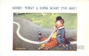 Artist Signed Taylor, Postcard Postcards Series No. D-4 unused