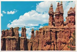 The Three Wise Men, Bryce Canyon National Park, Utah, unused Postcard