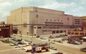 MO - Kansas City. Municipal Auditorium