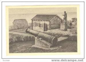 Fort Bulnes, Strait of Magellan,Punta Arenas, Chile, 20-30s
