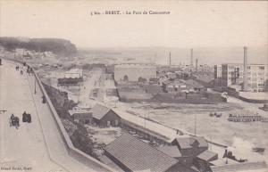 BREST, Le Port de Commerce, Finistere, France, 00-10s