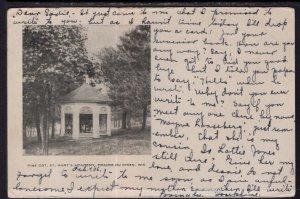 Pine Cot,St Mary's Academy,Prairie du Chein,WI BIN