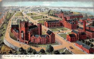 US N.Y. College of the City of New York 1908