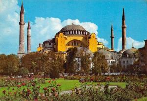 Turkey Istanbul St. Sophia Museum Muse de St Sophie