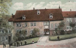 EISENACH, Joh. Seb. Bach's Geburtshaus , Germany , 00-10s