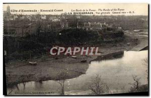 Old Postcard La Richardais General view