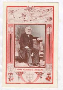 Henry Wadsworth Longfellow,  00-10s