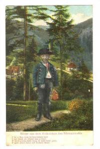 Bilder aus dem Volksleben des Schwarzwalds,, Germany, 00-10s