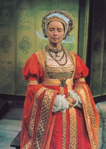 Elvi Hale Anne Of Cleaves The Six Wives Of Henry VII BBC Postcard