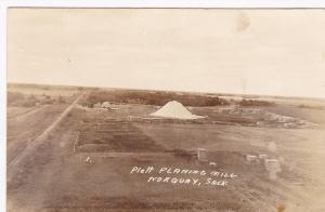 RP, NORQUAY, Saskatchewan, Canada, 1910-20s ; Plett Planing Mill