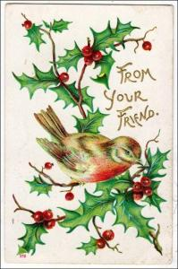 From Your Friend - Bird & Holly