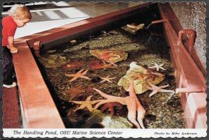 Oregon, Corvallis, OSU Marine Science Center, unused