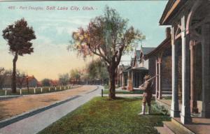 SALT LAKE CITY, Utah, 1900-10s ; Fort Douglas