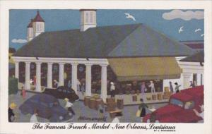 Louisiana New Orleans The French Market
