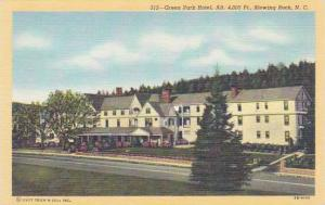 North Carolina Blowing Rock Green Park Hotel Albertype